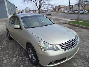 2007 INFINITI M35 Luxury AWD BACK UP CAMERA ACCIDENT FREE FINANC