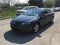 2007 Mazda 6 GS AUTO, Safety & ETEST for ON or QC INCL.