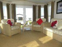 Luxury static caravan holiday home for sale. Bridlington, Hornsea, Tunstall, Patrington, WIthernsea