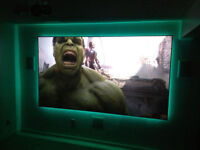 Brand New HD Projector Screen great HD video and games $149.99