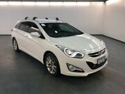2014 Hyundai i40 VF2 ELITE TOURER White Steptronic Wagon Albion Brimbank Area Preview