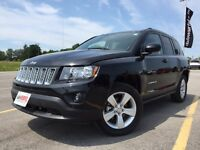 2014 Jeep Compass North 4x4 LEATHER SEATS CRUISE CONTROL LOW K