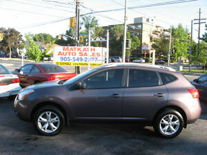 **2009 Nissan Rogue SL  A.W.D** Loaded ! Cert. & E-tested