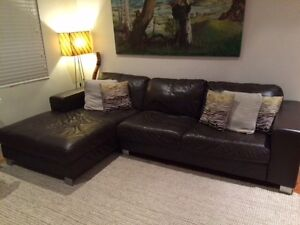 Leather lounge Maroubra Eastern Suburbs Preview