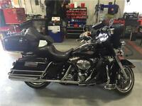 2008 Electra Glide Classic!!! HITCH READY ONLY NEED BALL!!!