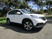 2013 Honda CR-V RM VTi-L 4WD White 5 Speed Automatic Wagon Old Reynella Morphett Vale Area Preview