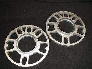 Hub Centric 10mm spacers Toyota. Mazda. Ford special $45 each