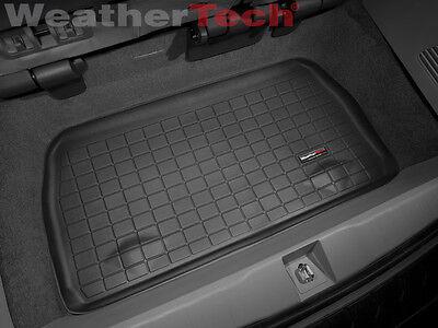 (WeatherTech Cargo Liner Trunk Mat for Honda Odyssey - 2011-2017 - Black)