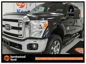 2015 Ford F-350 Lariat 6.7L V8 with NAV, sunroof, power leather