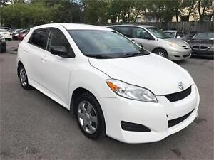 2010 Toyota Matrix (GARANTIE 1 ANS INCLUS)