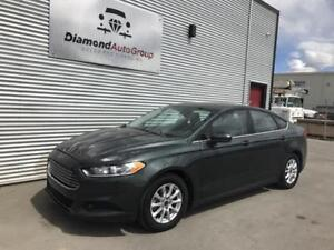 2015 Ford Fusion S! ONLY 22.0 KM!