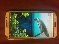 Samsung galaxie mega 16gb 85$