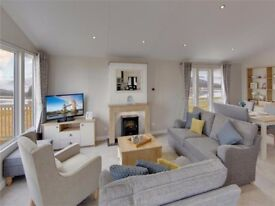 NEW 2018 Luxury Lodge, stunning location between Scarborough & Filey - North Yorkshire