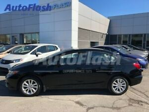 2012 Honda Civic EX *Toit-Ouvrant/Sunroof *Bluetooth *Mags