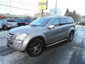 2009 MERCEDES BENZ GL 550  4MATIC  **EXECUTIVE PKG**