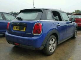 image for 2018 MINI 1.5 DCT Cooper BREAKING FOR SPARES PARTS ONLY