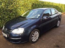 2007 VW Jetta with full 12 Months MOT & Service record