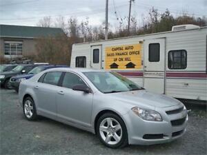 ONLY 88$ BI WEEKLY O.A.C.!!! FOR 2011 CHEVROLET MALIBU