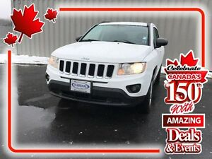 2016 Jeep Compass HIGH ALTITUDE 4X4 ( MASSIVE 10 DAY SALE! )