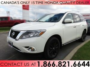 2014 Nissan Pathfinder ALL WHEEL DRIVE | 1 OWNER | NO ACCIDENTS