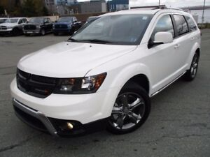2017 Dodge JOURNEY Crossroad V6 7-PASSENGER (ORIGINAL MSRP $4091