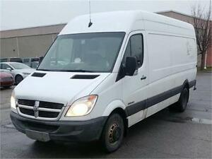 "2009 Dodge (Mercedes) Sprinter 3500 170"" High Roof Diesel"