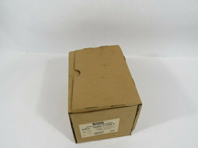 Allanson 1092 Type F Burner Ignition Transformer 150VA Pri.120V 3Ph 60Hz  NEW