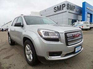 2015 GMC Acadia SLE AWD, 8 pass, sunroof, rem. start, alloys, SM