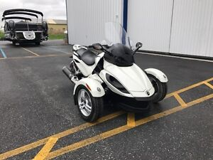 2011 can am SPYDER RS SE5