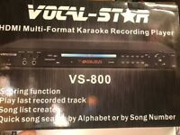Vocal Star VS800