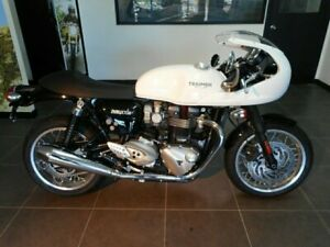 2018 Triumph Thruxton Virginia Brisbane North East Preview