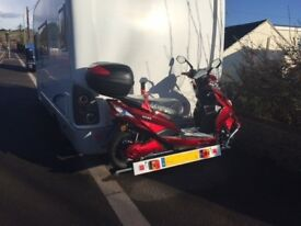 Electric Moped. (ideal for use with motorhome)