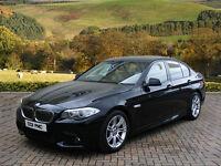 BMW 5 Series 520D M SPORT (black) 2013-04-30