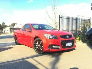 2013 Holden Ute VF SS-V Redline Red Hot 6 Speed Automatic Utility Beckenham Gosnells Area Preview