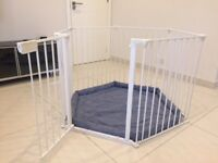 REDUCED FOR A QUICK SALE - BabyDan Play Pen