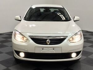2013 Renault Fluence X38 Phase 2 Dynamique White 6 Speed Constant Variable Sedan Edgewater Joondalup Area Preview