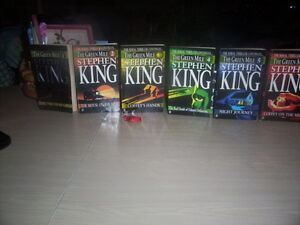 steven kings books Kingston Kingston Area image 2
