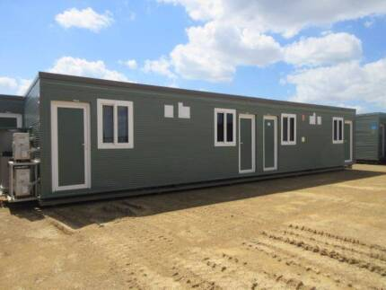 Portable Accommodation Building 4bed