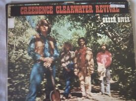 Vinyl LP Creedence Clearwater Revival Green River