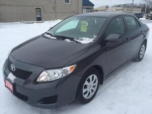 2009 Toyota Corolla CE just 84395 Kms $9895