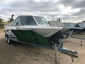 1997 OUTLAW 20'  MUSKWA JET BOAT.. HAMILTON.. REDUCED