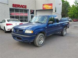 2008 Mazda Camion Pick-up Série B Double sport