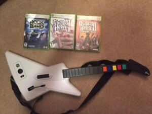 Rock Band, Guitar Hero and Guitar
