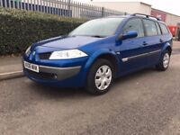 2006 Renault Megane Estate very nice cheap estate car