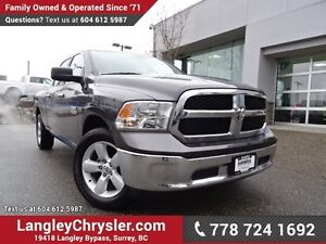 2016 RAM 1500 SLT ACCIDENT FREE!