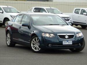 2012 Holden Calais VE II MY12 Blue 6 Speed Sports Automatic Sedan Sunbury Hume Area Preview