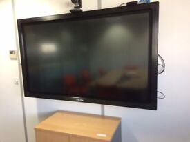 Various Pro-Wise Wall Monitors - 42 inch, 55 inch, 65 inch, some with built in PC