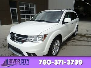 2015 Dodge Journey AWD RT 7 PASSENGER Navigation (GPS),  Leather