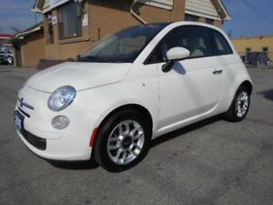 2015 FIAT 500 POP Automatic Power Sunroof Alloys ONLY 15,000KMs