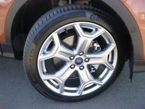 2017 Ford Escape ZG Titanium AWD Copper Pulse 6 Speed Sports Automatic Wagon